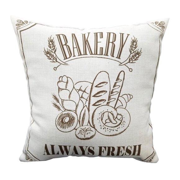 Jordan Manufactoring Other - 🆕Bakery Always Fresh Outdoor Throw Pillow